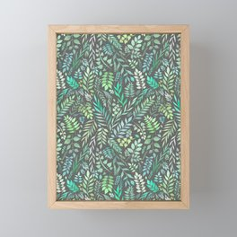 Eucalyptus (Essential Oil Collection) Framed Mini Art Print