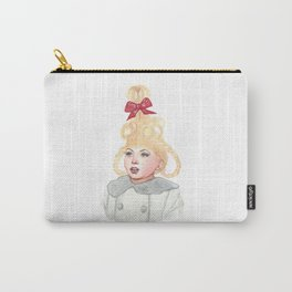 Cindy Lou Who Carry-All Pouch