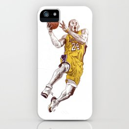 Slam Dunk iPhone Case