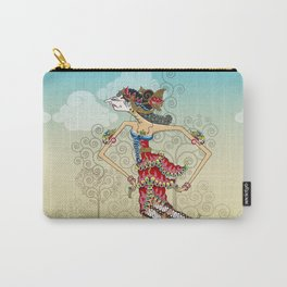 wayang Princess Srikandi Carry-All Pouch