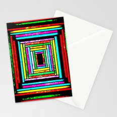 The Pattern Squared Stationery Cards