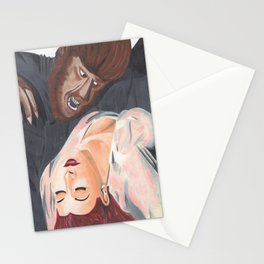 The Beast of Lust Stationery Cards