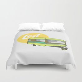 Caravan Lost Duvet Cover