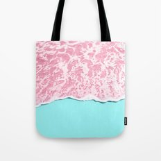 PINK SEA Tote Bag
