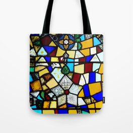 Beauty in Brokenness Andreas 3 Tote Bag
