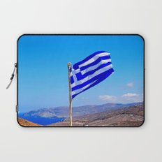 Aegean Summer Laptop Sleeve