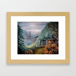 Gamekeeper's Autumn Framed Art Print