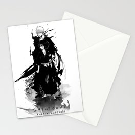 Shinigami mentee Stationery Cards