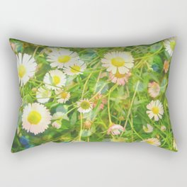 After the Rain Rectangular Pillow