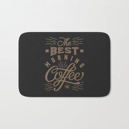 The Best Morning Coffee Bath Mat
