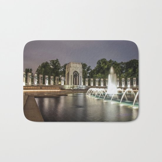 Glory of the Pacific Bath Mat
