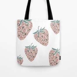 Strawberry Jam Tote Bag