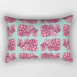 I Love The Flower Girl Rectangular Pillow
