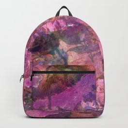 Unfolding Flowers Backpack
