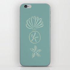 Abstract Sea Creatures II iPhone & iPod Skin