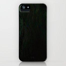 Deep Dark iPhone Case