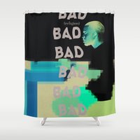 religion Shower Curtains featuring Bad Religion. by indefinit