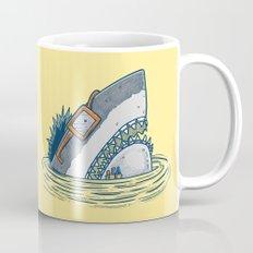 The Nerd Shark Mug