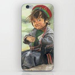 Little sherpa iPhone Skin