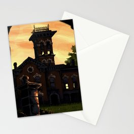 Sauer Castle Stationery Cards