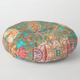 Pretty Boujee Boho Mandala Floor Pillow