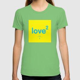 Squared love T-shirt