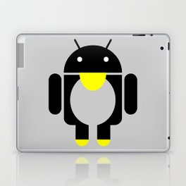 linux Tux penguin android  Laptop & iPad Skin