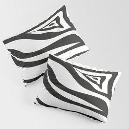 Zebra animal print Pillow Sham