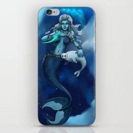 Arctic Defender iPhone Skin