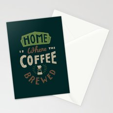 Home is Where Stationery Cards
