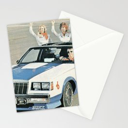 Union 76 Grand National Regal T-type Indy Pace Car Stationery Cards