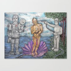robotocelli Canvas Print