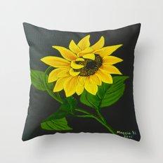 Gracefull Throw Pillow