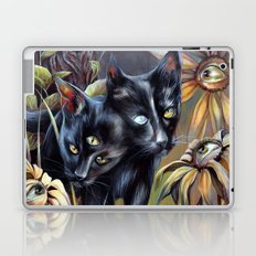 Siamese Twins Laptop & iPad Skin