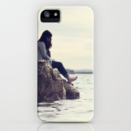 No Need to be Lonely. iPhone Case
