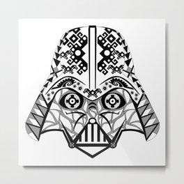 Mr. Vader Metal Print