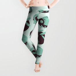 TasteBug Pattern Leggings