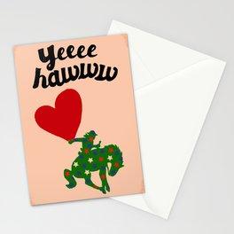 STEVEN DANA YEEEE HAWWW Stationery Cards