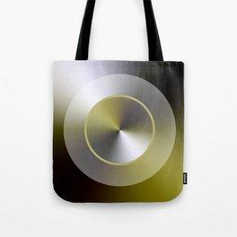 Serene Simple Hub Cap in Sepia Tote Bag