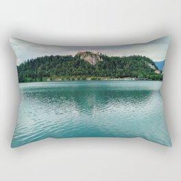 The Magical Lake Bled (Slovenia) Rectangular Pillow