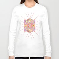 scales Long Sleeve T-shirts featuring scales by BobbyK