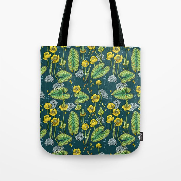 River of Mystery Tote Bag