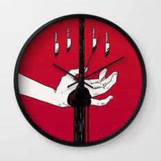 sanguine Wall Clock