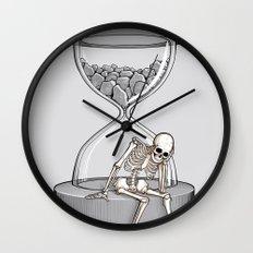 Please wait Wall Clock