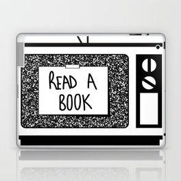 READ A BOOK Laptop & iPad Skin