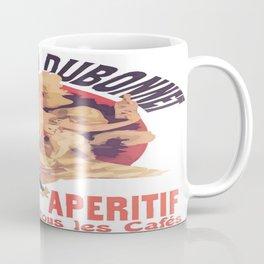 Quinquina Dubonnet Aperitif  Dans Tous Les Cafes Coffee Mug