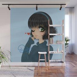 chu Wall Mural