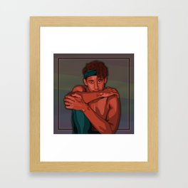 Keiynan Lonsdale Framed Art Print