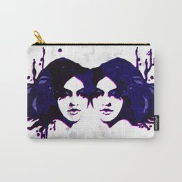 mermaid twins Carry-All Pouch