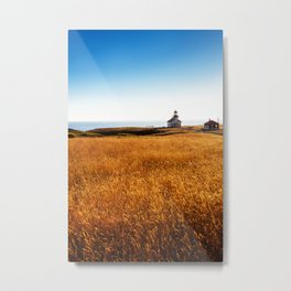Safe At Home Metal Print